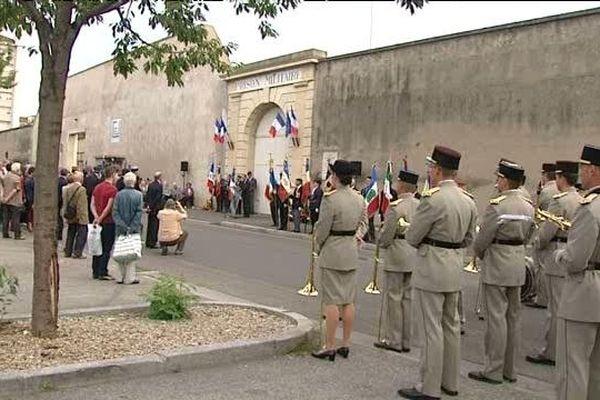 La prison de Montluc célèbre le 70e anniversaire de sa libération - 24/08/14