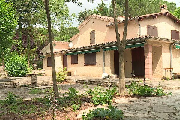 La propriété a été léguée à la ville d'Anduze