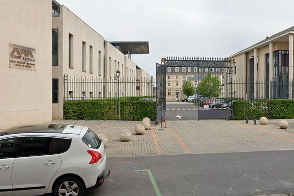 Châlons-en-Champagne (Marne) est l'un des neuf sites de l'École nationale supérieure d'arts et métiers (Ensam).