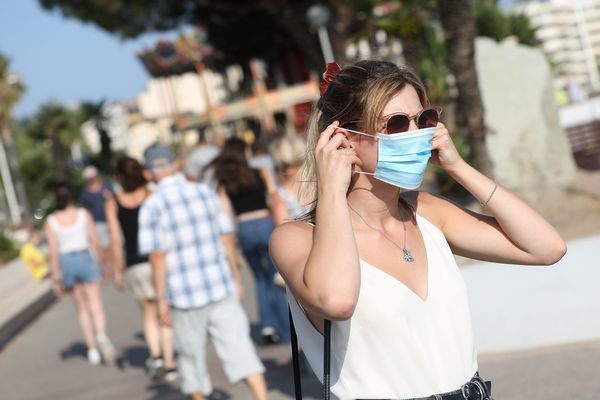 Dès le 17 septembre 2021 à minuit, le port du masque ne sera plus obligatoire dans 58 communes littorales du Var, du Pays de Fayence et de la vallée du Gapeau.