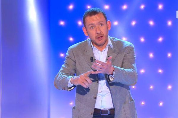 Dany Boon, sur France 2, dans Vivement dimanche.