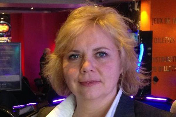 Magalie Rousselle est la première femme à la tête du casino de Santenay, en Côte-d'Or.