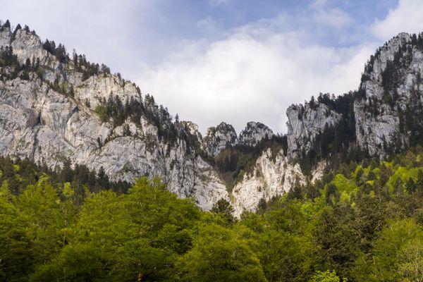 La victime randonnait dans le massif de la Chartreuse.