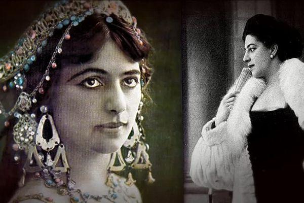 Histoires 14-18 : Mata Hari, l'espionne frivole