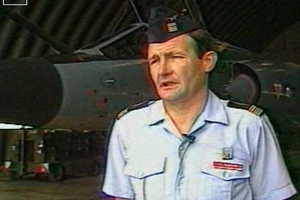 Le général Guéniot a commandé la base aérienne 112 de Reims.