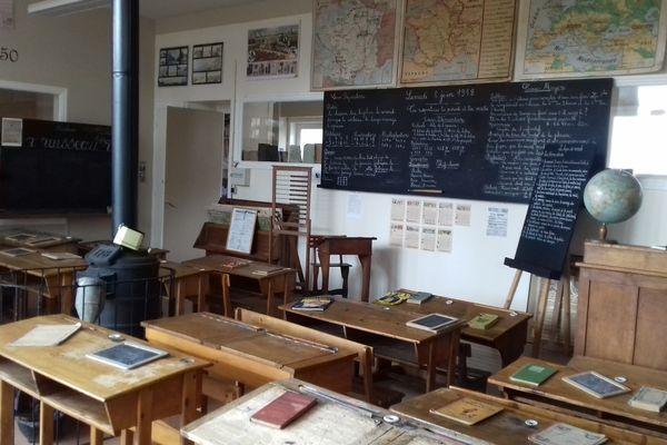L'école-musée de Boulogne-sur-Mer dédié à l'histoire de l'enseignement.
