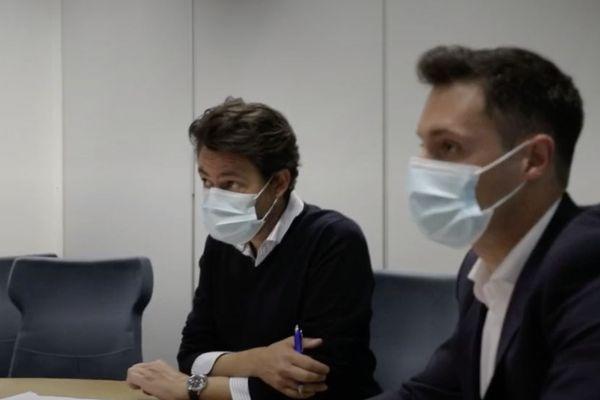 La cellule de traçage des cas contacts à l'ARS Hauts-de-France enquête sur un nouveau cas de Covid-19 détecté à Lille.