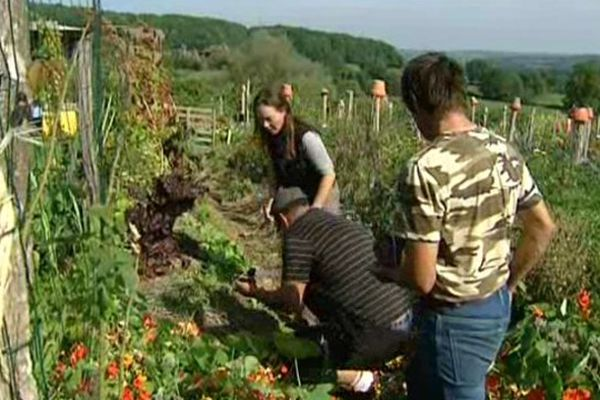 """Le jardin de permaculture """"Par nature"""" à vocation pédagogique propose des ateliers et des visites pour un large public"""