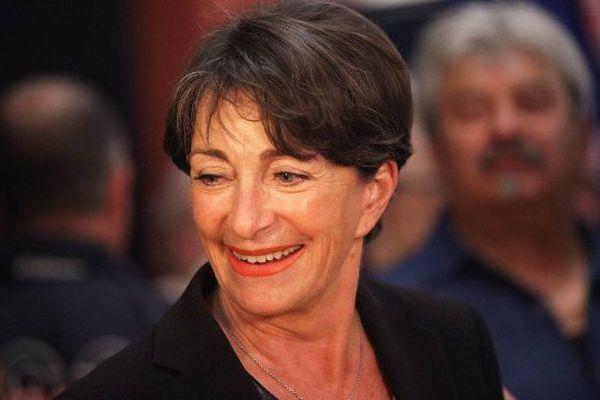 La députée-maire de Brignoles (LR) Josette Pons.