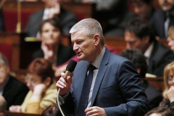 Olivier Falorni à l'Assemblée nationale