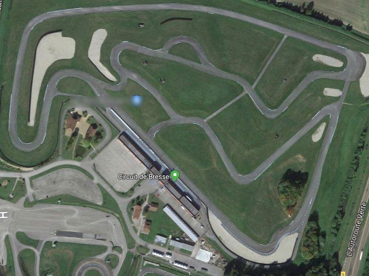 Saône et Loire : l'homologation du circuit de vitesse de Bresse a