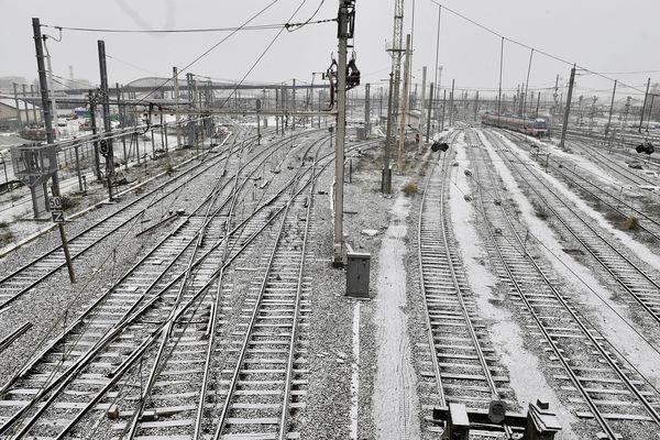 Certaines lignes du réseau SNCF auvergnat ne sont toujours pas rétablies.