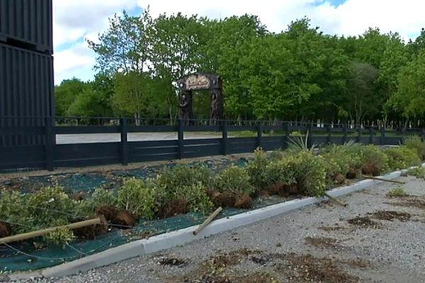 Le site du Hellfest vandalisé dans la nuit du 2 au 3 mai 2015