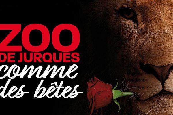 Affiche de la visite guidée sur la sexualité des animaux au Zoo de Jurques (14).