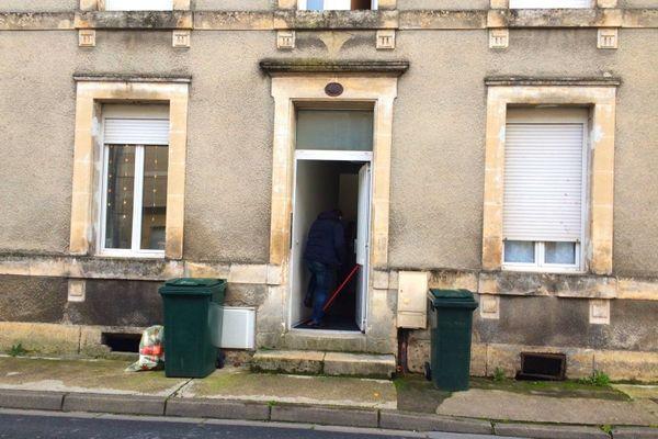 Un individu menaçant interpellé dans cette maison du quartier St Georges de Périgueux