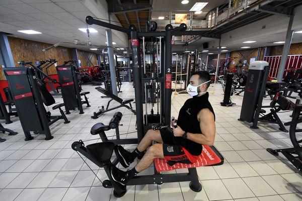Salle de Full fitness à Toulouse
