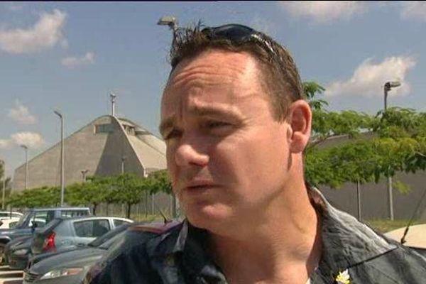 Le surveillant David Mantion se souvient d'un détenu discret.
