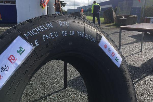 Michelin La Roche-sur-Yon, octobre 2019