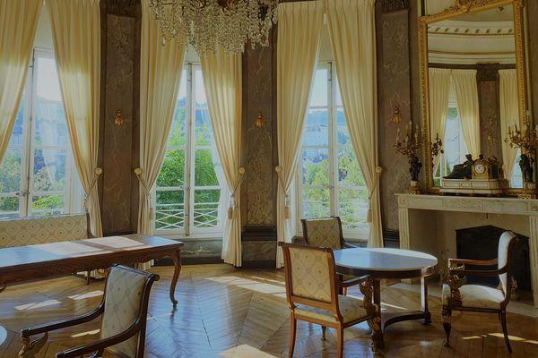 La préfecture du Cantal ouvre ses portes à l'occasion des Journées Européennes du Patrimoine.