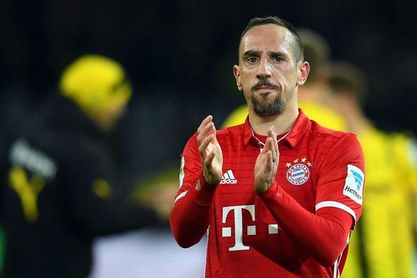 Franck Ribéry restera une saison de plus au Bayern Munich.