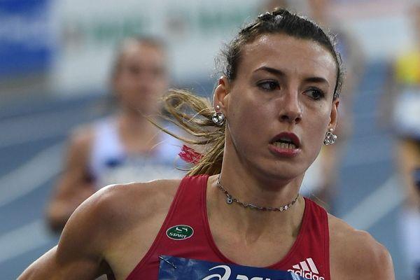 L'athlète de Montbéliard Ophélie Claude-Boxberger est suspendue provisoirement de ses activités sportives depuis le 4 novembre 2019.