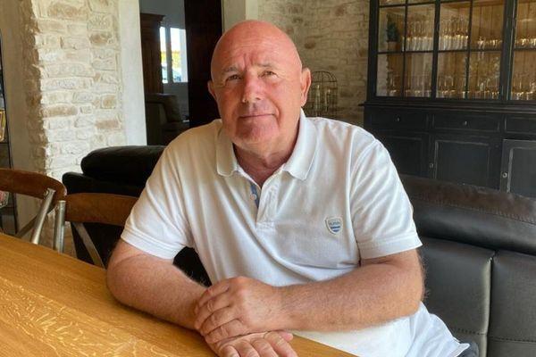 """""""on a été volé """"  Jean-Luc Fabre, président du club de rugby de Sète ne digère toujours pas la décision"""