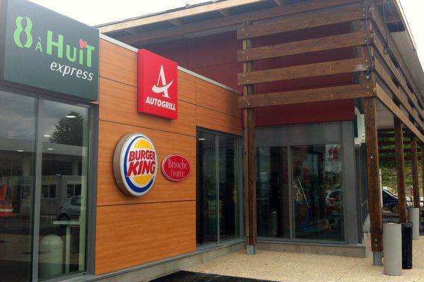 Burger King Reims-Champagne (A4)
