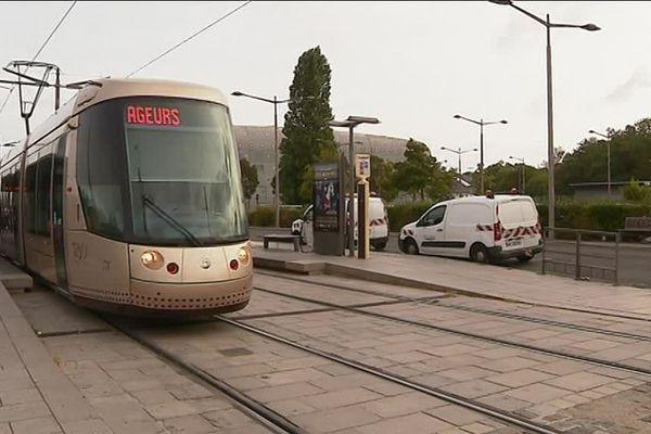 Ligne A du tramway - Orléans