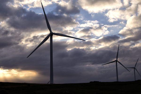 Image d'illustration. L'horizon s'obscurcit pour le projet éolien à Saint-Georges-les-Landes et Les-Grands-Chézeaux, à la frontière de l'Indre et de la Haute-Vienne.