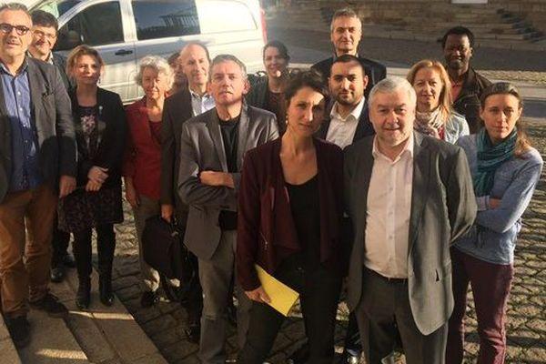 Les Ecologistes ont quitté la séance du Conseil Municipal de Nantes à propos de Notre-Dame-des-Landes