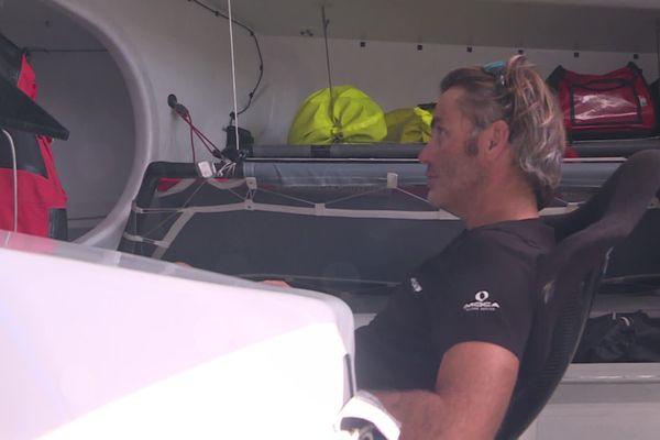 Le Vendée Globe Challenge, deux mois et demi seul en mer