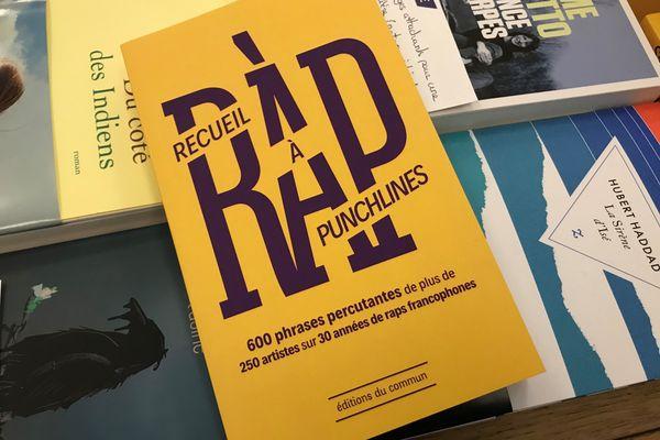 Le recueil à punchline, Editions du commun