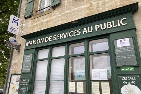 Maison de services au public des Cabannes (Tarn)