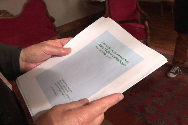 Le rapport Ciase est le résultat d'une enquête sur les violences sexuelles dans l'Eglise catholique de 1950 à 2020.