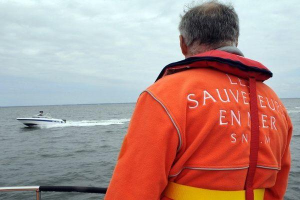 Les sauveteurs en mer de la SNSM