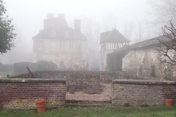 Début de journée avec brumes, nuages bas et brouillards ce vendredi en Normandie