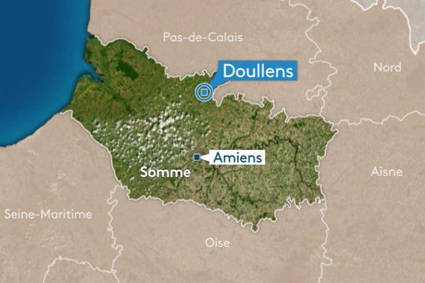La gendarmerie de Doullens a placé cinq personnes en garde à vue mardi 20 novembre pour « délit d'entrave à la circulation ».