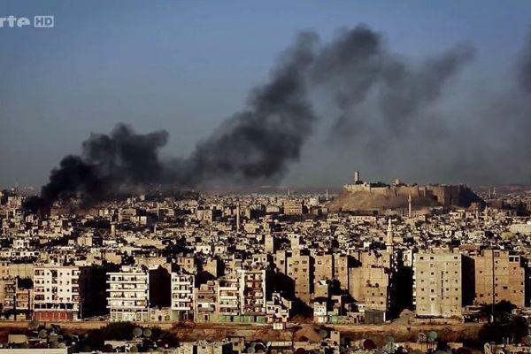 Extrait de Syrie, la vie obstinément