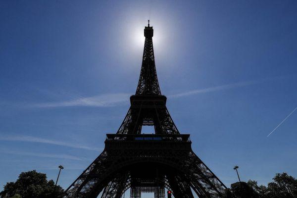 La Tour Eiffel. Photo d'illustration.