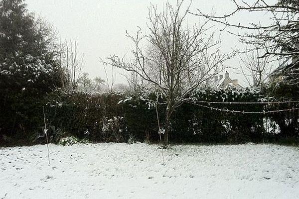 Thaon, Calvados, lundi 11 mars 8h30
