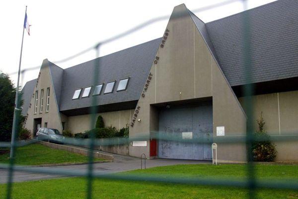 La maison d'arrêt de Brest