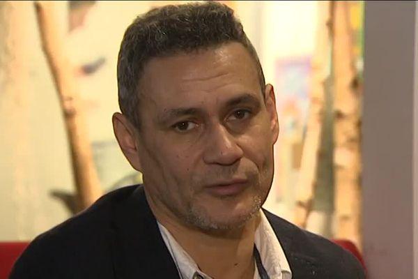 Jean-Paul Roland, patron des Eurockéennes de Belfort
