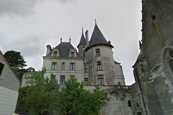 Le château de Véretz en Indre-et-Loire