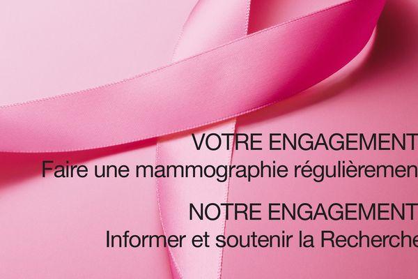 Le dépistage du cancer du sein peut sauver des vies.