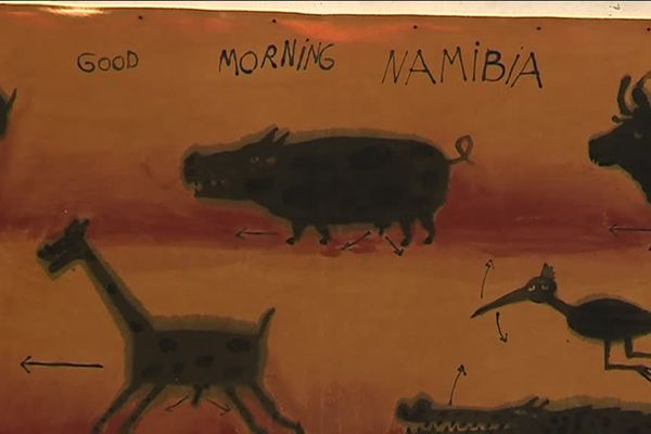 La Namibie, au centre de la nouvelle exposition du musée Würth