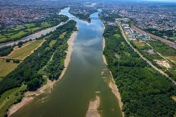 """Faire revenir les Nantais sur la Loire, c'est le but de l'appel à projets """"Flots"""" de la Métropole de Nantes"""