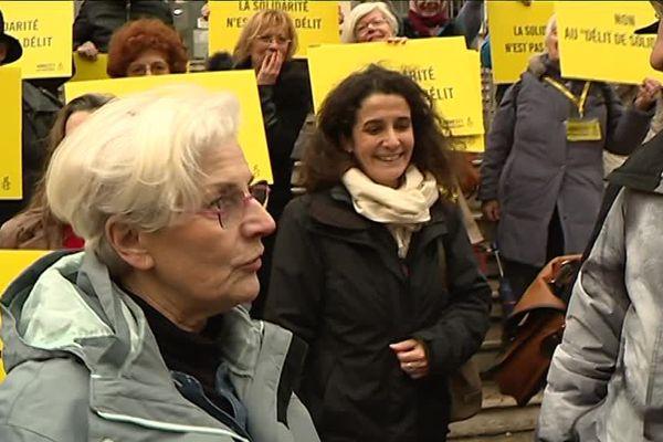 Martine Landry a de nouveau rendez-vous devant la justice à Nice.