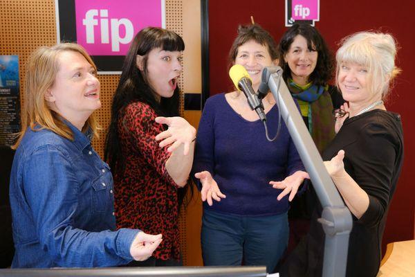 Les animatrices de FIP Nantes