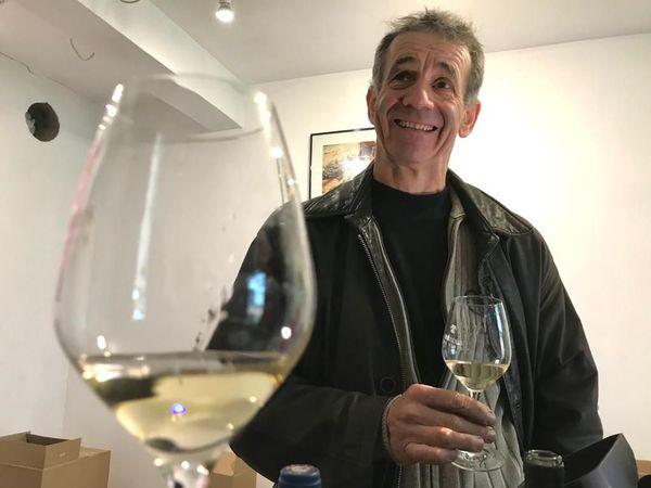 Jean-Paul Cabanis, un des pionniers du vin bio dans le Gard