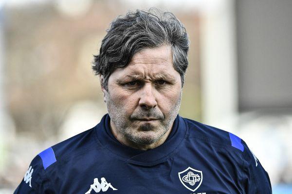 Mauricio Reggiardo, en février 2020.